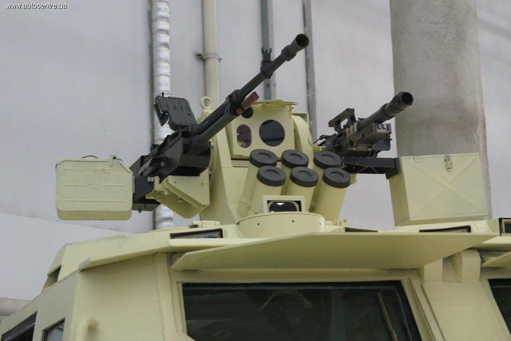 Бронеавтомобіль (бронетранспортер) «Тритон»