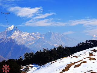 Mount Dunagiri