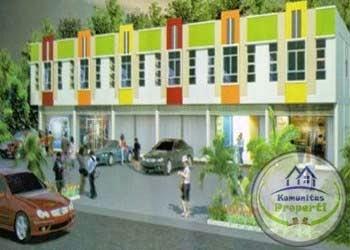 Dijual Ruko Graha Mas Tanjung Pinang