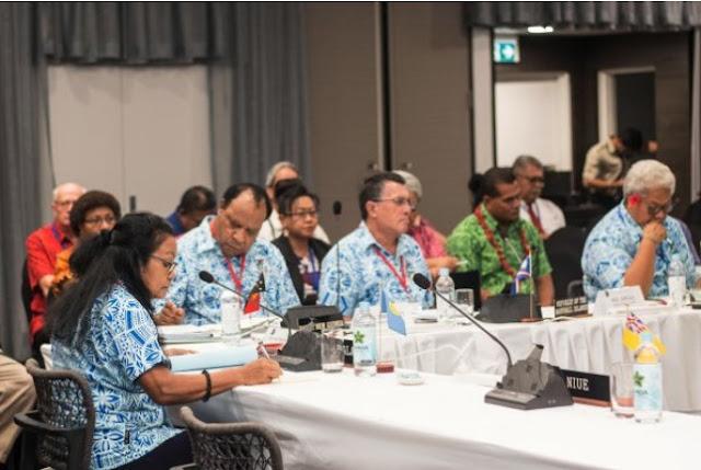 Vanuatu mencari dukungan untuk West Papua