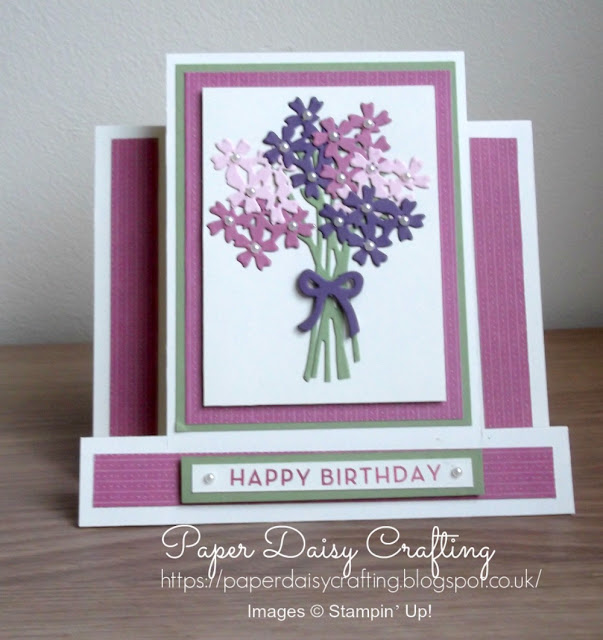 Beautiful Bouquet from Stampin' Up!