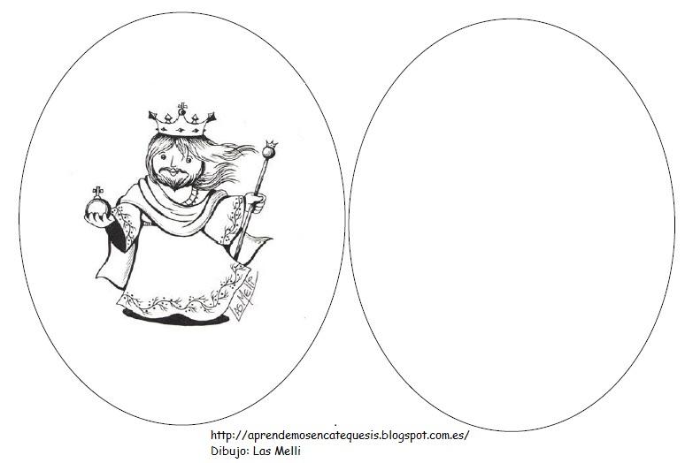 Dibujos Del Rey Salomon Para Colorear