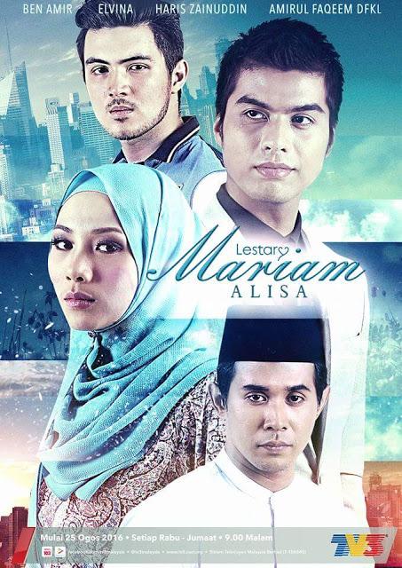 Sinopsis Penuh Mariam Alisa - Slot Lestary TV3