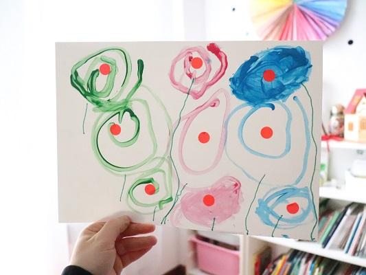 activité graphisme enfant