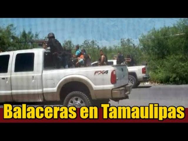 Videos y Audios: Balaceras y persecuciones en Reynosa rompen en silencio la noche