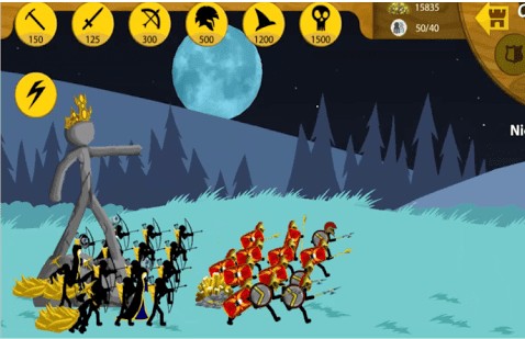stick war legacy for android