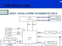 Asus X45VD X55C Panduan Perbaikan
