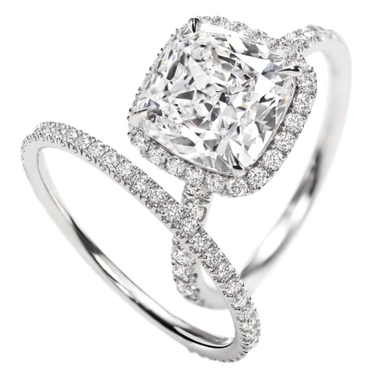 Indian Beauty Central The Perfect Diamond Engagement Ring