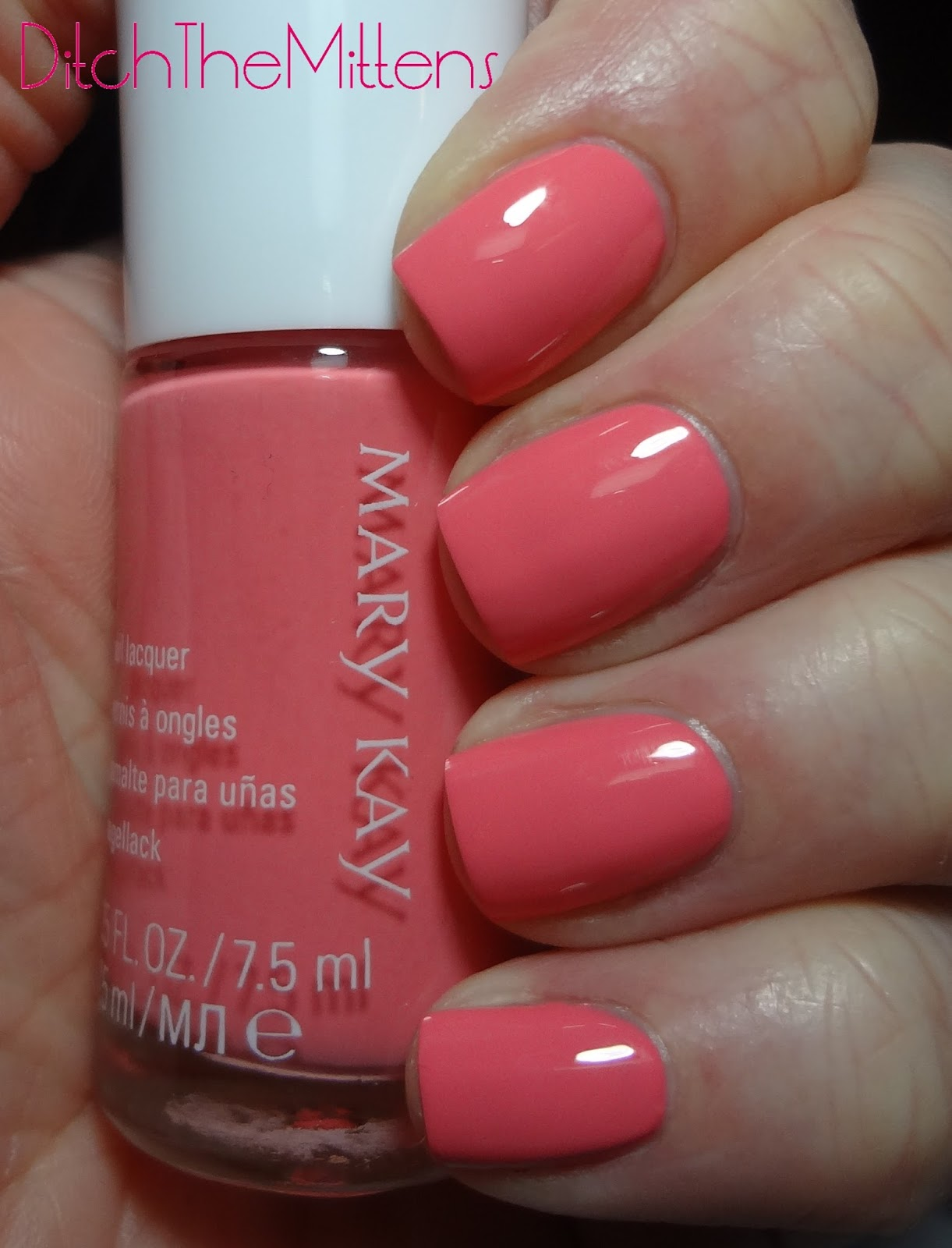 Ditch the Mittens: Mary Kay Into The Garden Collection