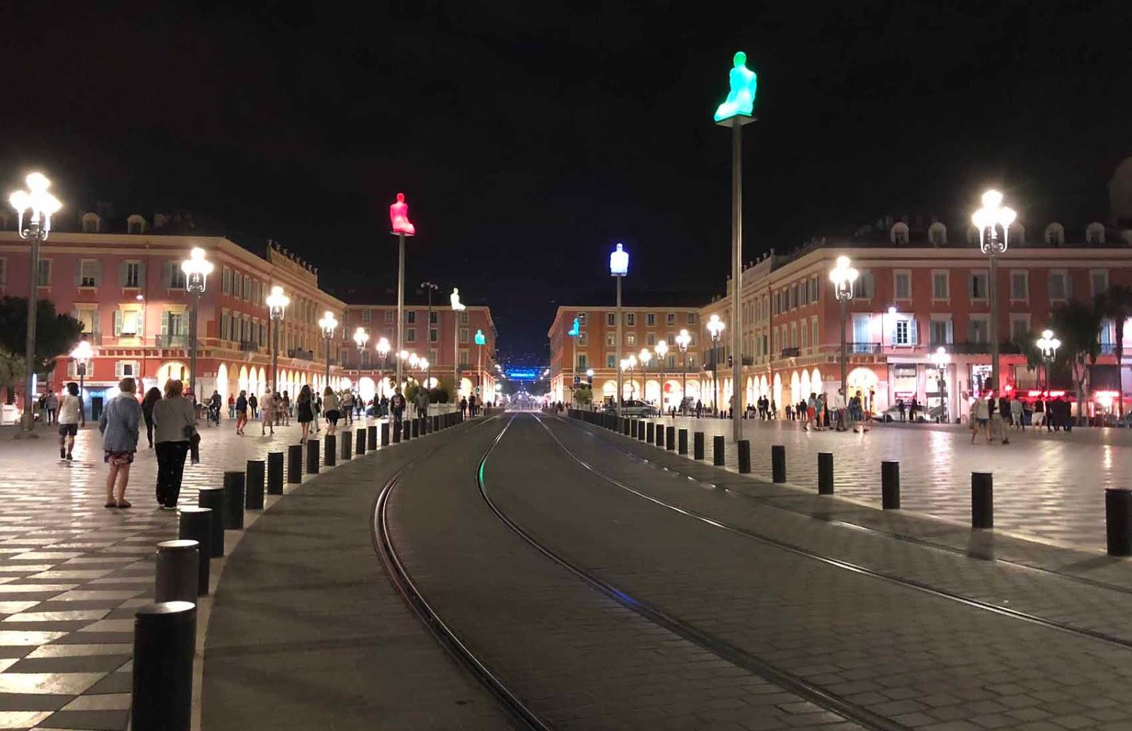 Raitiovaunulinja Nizzassa