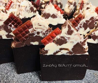 Keunikan Sabun Cake Organik - 100% Buatan Muslim, Halal dan Selamat