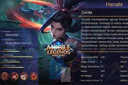 Skill Hero Hanabi Mobile Legends, Cara Menggunakan, Kelebihan Kekurangannya