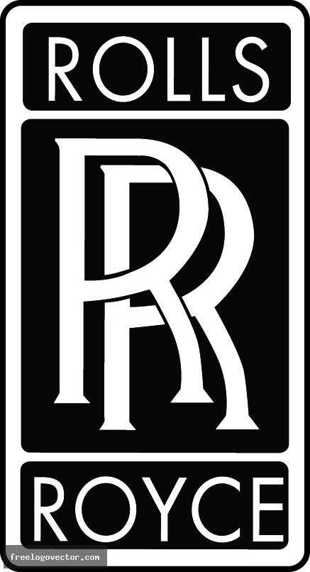 history of all logos all rolls royce logos. Black Bedroom Furniture Sets. Home Design Ideas