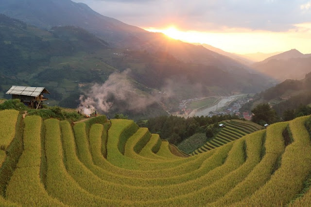 4 Things Make You Love Mu Cang Chai Right From The First Time You Meet