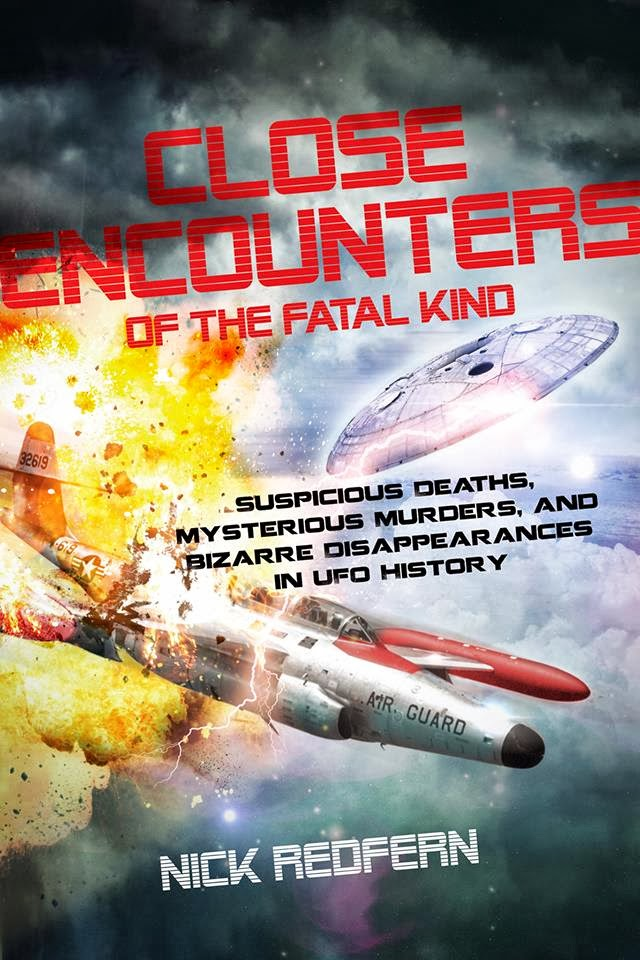 Close Encounters of the Fatal Kind, US Edition, June 2014:
