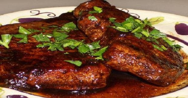 Pork Chops With Balsamic Glaze Recipe
