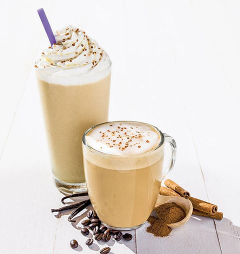 The Coffee Bean Unveils New Horchata Coffee Drinks