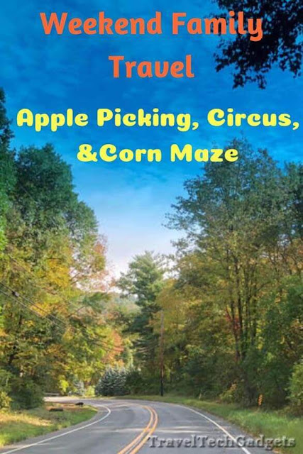 Weekend Family Travel & Ideas: Big Apple Circus, Apple Picking, Farm Fun