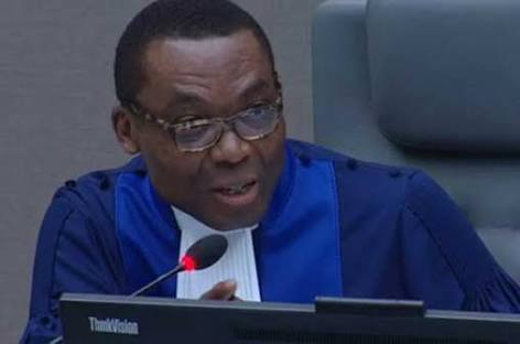 Nigerian Judge Elected President of International Criminal Court
