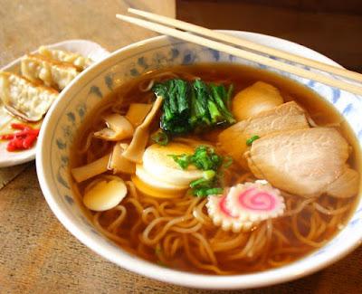 Ramen y Udon