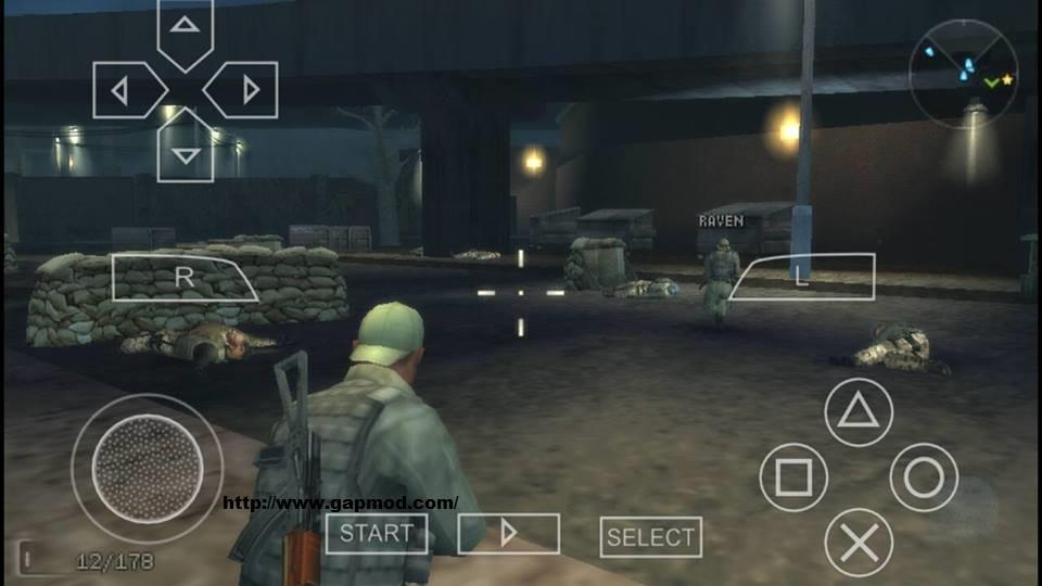 ISO GRATUIT SOCOM PSP TÉLÉCHARGER