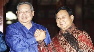 Saya Akan Temui SBY Bahas Pilpres 2019