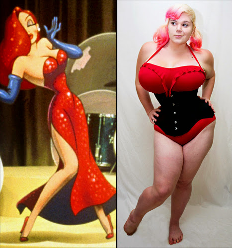 Jessica Rabbit Penny Brown