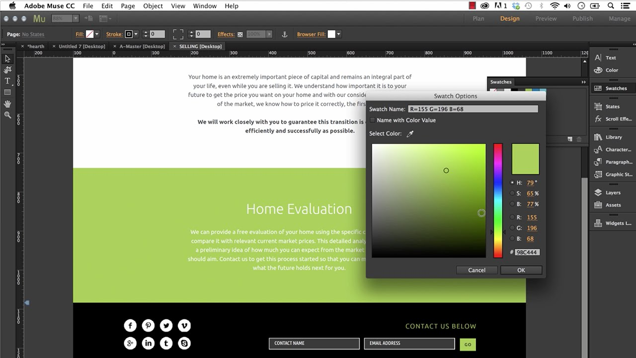 Adobe Muse 2015 Software Prices
