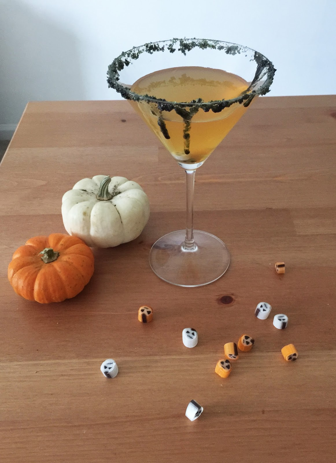 Thie Year's Signature Halloween Cocktail