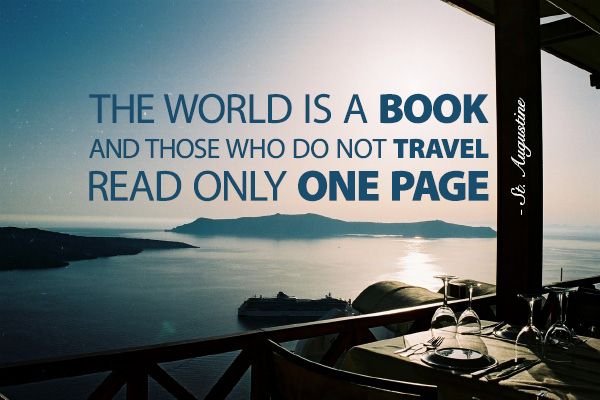 Best Travel Writing Quotes