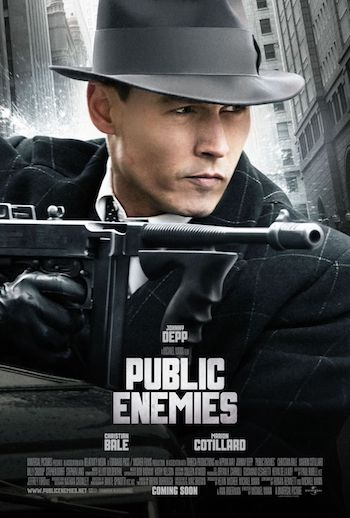 Public Enemies 2009 Dual Audio 1GB Full Movie
