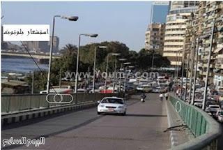 مرور القاهرة: تستخدم التقنيات الحديثة لتقليل الحوادث المرورية