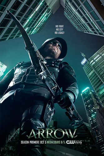 Arrow Temporada 5 (HDTV 720p Ingles Subtitulada) (2016)