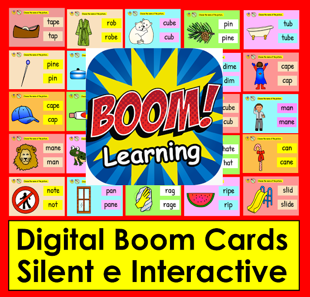 https://www.teacherspayteachers.com/Product/Silent-e-25-Interactive-Self-Checking-Digital-Task-Cards-Boom-Cards-3232915