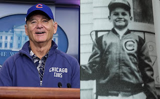 Bill Murray Chicago Cubs