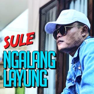 Lagu ini masih berupa single yang didistribusikan oleh label Sule Music Lirik Lagu Sule - Ngalanglayung