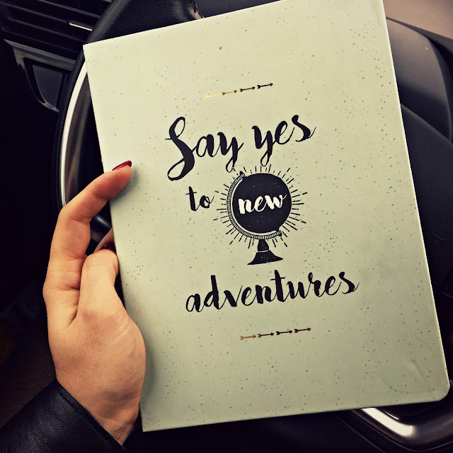 Say YES to new adventures! Słowenia na weekend.