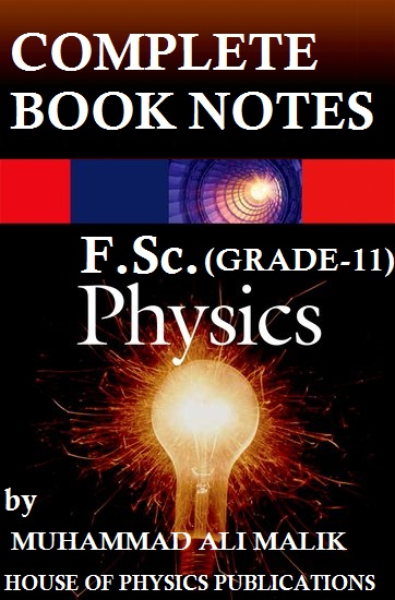 F Sc Physics 2nd Year Complete Physics Notes Theory Exercises