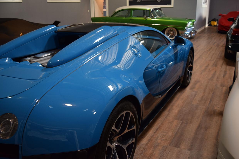 Transformers Themed Bugatti Veyron Grand Sport Vitesse