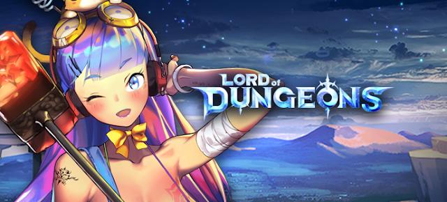 Lord Of Dungeons v1.41.00 Apk Terbaru (Mod Weak Enemy)