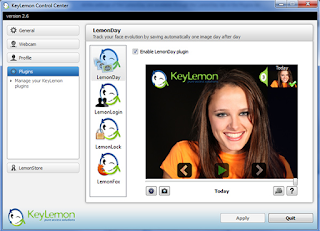 Download KeyLemon Windows