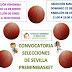 Siguen los entrenamientos de las selecciones preminibasket: sábado en Gines, domingo en Umbrete