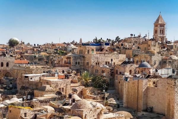 Tempat Wisata di Yerusalem yang Bersejarah dan Paling Populer