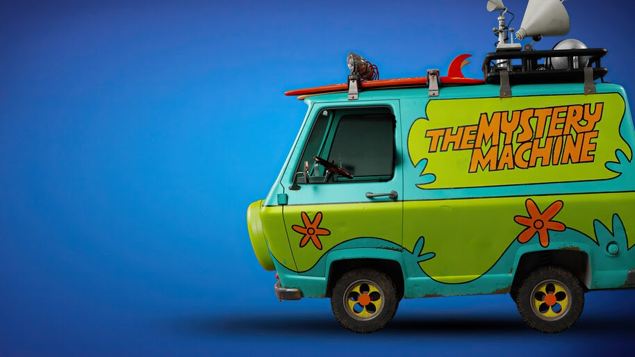 The Mystery Machine, Scoob, Movie, 4K, #3.2040