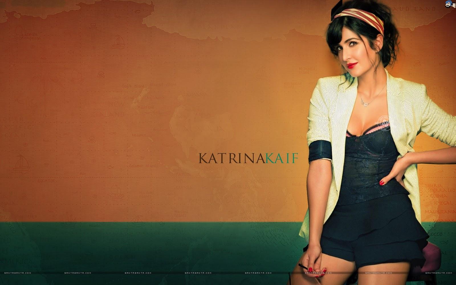 Katrina Kaif Seksi Wallpaper 12