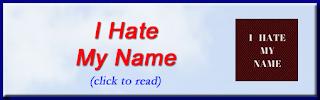 http://mindbodythoughts.blogspot.com/2017/04/i-often-hate-my-name.html