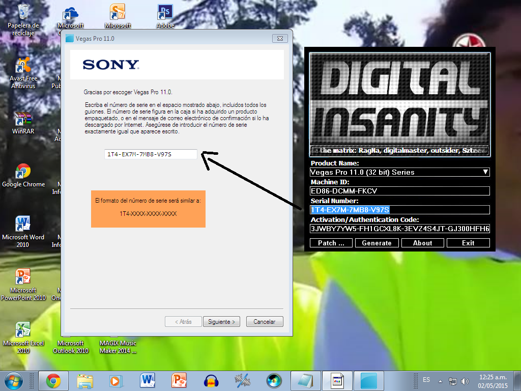 sony vegas 13 digital insanity keygen