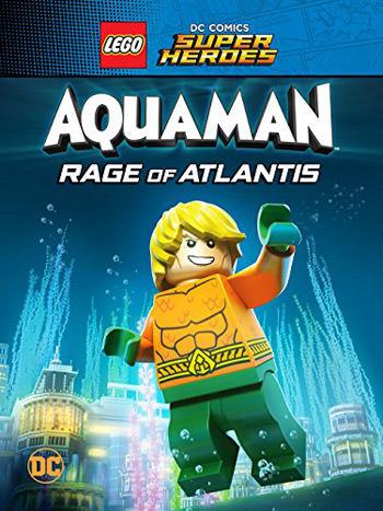 Aquaman Rage of Atlantis 2018
