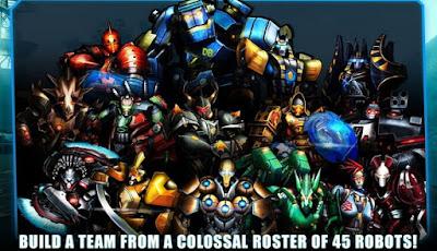 Download Game Ultamate Robot Fighting Di Android Kamu!