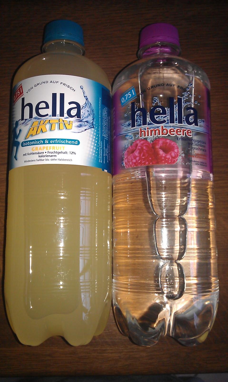 Produkttest: hella Mineralbrunnen ~ Lisa´s Produkttest-Welt